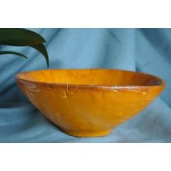Handmade - pomarańczowa misa